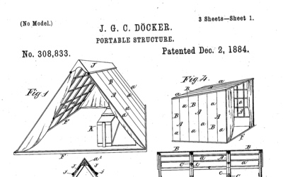 History of wooden panel constructions 3